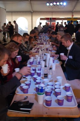 From Nordic Roaster competition in Gothenburg 2007